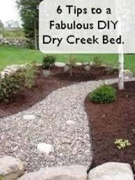 37 best dry creek beds images on pinterest backyard ideas