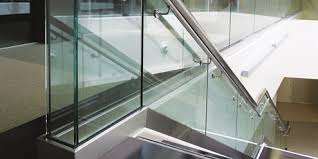 Glass Banisters For Stairs Glass Balustrades And Banisters Made In Wales Residential And