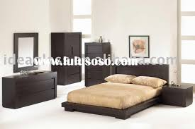 bedroom furniture modern wood bedroom furniture medium dark
