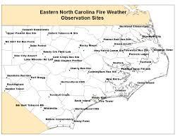Camp Lejeune Map Fire Weather Services North Carolina Operating Plan