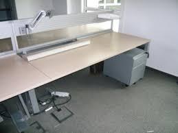 bureau professionnel occasion bureau professionnel pas cher petit bureau blanc lepolyglotte