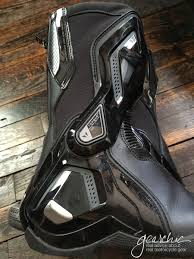 womens motorcycle race boots dainese torque out d1 boots review u2014 gearchic