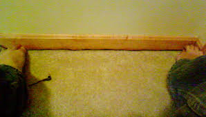 how to hide any wire along a carpeted wall 3 steps