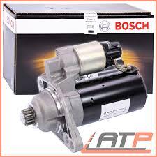 1x bosch starter 1 7 kw vw multivan caravelle transporter t5 1 9