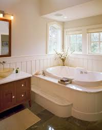 Install Beadboard Wainscoting Installing Beadboard Wainscoting Bathroom Traditional With