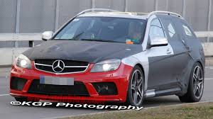 mercedes c63 wagon mercedes c63 amg black series estate preparing to the