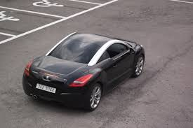 peugeot rcz inside volume 2 peugeot rcz testdrive review and interior design and