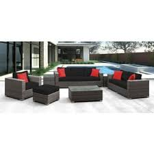 chair u0026 ottoman sets patio furniture outdoor seating u0026 dining