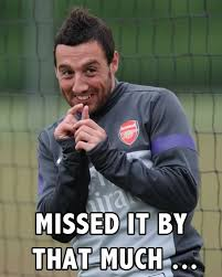 Arsenal Tottenham Meme - in pictures arsenal fans rib tottenham s misery with mind the gap