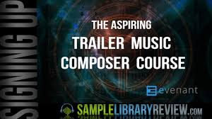 Seeking Trailer Soundtrack Trailer Composer Course Journal Success Sle Library