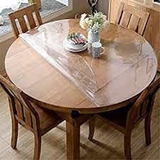 48 round table protector pads amazon com round table top protector dining coffee wood wooden