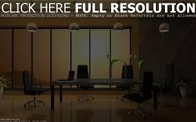 minimalist glass top computer desk with equipment rack feat floor