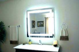 Best Bathroom Lighting For Makeup Bathroom Lighting Oval Mirror Best Vanity For Makeup