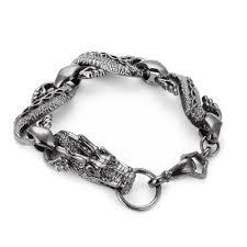 charm bracelet jewelry images Zoshi 3 colors men 39 s bracelets bangles stainless steel charm jpg
