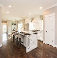 Kitchen Design With Island Layout The 25 Best Narrow Kitchen Island Ideas On Pinterest Small