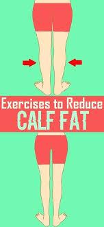 Simple Calf - simple exercises to reduce calf womensmap