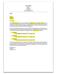 3 cover letter samples to help you stand out career advice