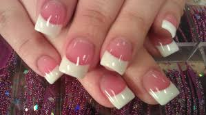 how to perfect solar pink and white nails part 3 final shine youtube