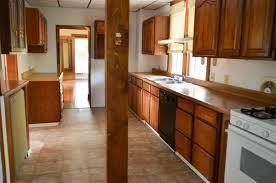 Galley Kitchen Ideas Makeovers Cheap Kitchen Remodel Before And After Galley Kitchen Remodel