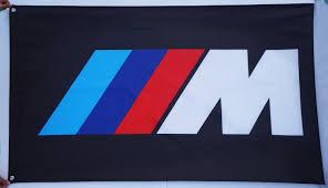 3 X 5 Flags Black Bmw M Flag Bmw Iiim Banner Flags 3 U0027x5 U0027 Bmw M Car Flags Black