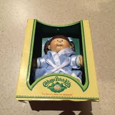 cabbage patch tree ornament new by american