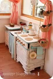 pretend kitchen furniture 102 best diy play kitchens images on play kitchens