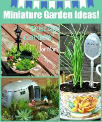 miniature garden ideas magical fairy garden ideas mini zen garden