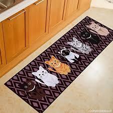 tapis de cuisine lavable en machine yhj tapis tapis de cuisine mat technologie d impression