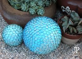 Cheap Gazing Balls Simple Backyard Ideas 10 You Can Do For A Dollar Bob Vila