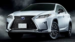 kelley blue book names 2016 lexus rx in top luxury suv best buy