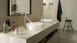 Save Water With Axor Starck Organic Hansgrohe US - Organic bathroom design