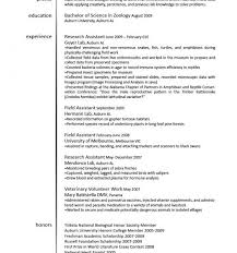 Slot Technician Resume Veterinary Technician Resume Template Billybullock Us