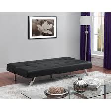 camilla futon black walmart com
