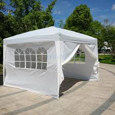 Heavy Duty Gazebo Bag by 10 U0026 039 X10 U0026 039 Ez Pop Up Party Wedding Tent Folding Gazebo