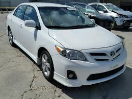 2012 toyota corolla s for sale sale ended on lot 28024376 2012 toyota corolla 1 8l greensalvage