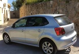 volkswagen polo 2013 hatchback 1 4l petrol manual for sale