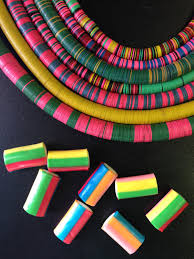 Wholesale Jewelry Making - wholesale listing vintage african vinyl record disc beads
