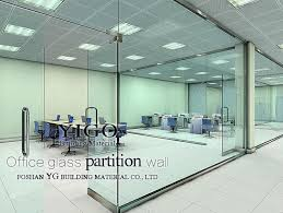 Design Ideas For Office Partition Walls Concept Office Glass Sliding Door Concept Office Glass Door View Office