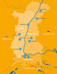 Black Forest Germany Map Cities U0026 Architecture Upper Rhine Valley