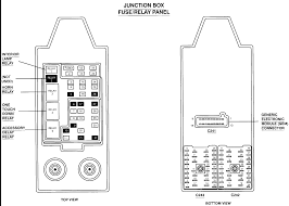 ford f 350 superduty that i need a fuse panel diagram for