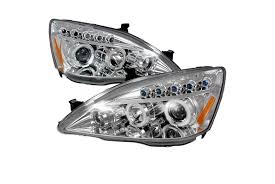 2004 honda accord headlights 2004 honda accord custom headlights aftermarket headlights