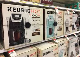 keurg target black friday keurig 2 0 k200 plus coffee maker only 74 99 at target the