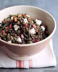vegetarian main course salad recipes martha stewart