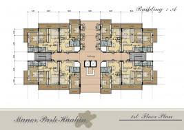Multi Unit Apartment Floor Plans Apartment Multi Unit Apartment Plans
