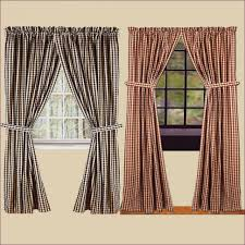 Green Kitchen Curtains by Living Room Stephanie Country Ruffled Priscilla Curtains
