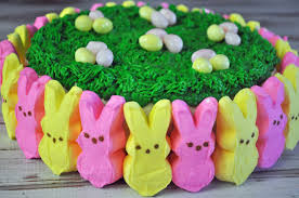 peeps decorations peeps easter cake s fabulous finds