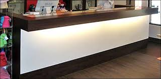 Retail Desk Custom Multi Station Retail Counters Expert Design Help