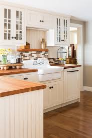 american standard country sink casco beach style kitchen portland maine maine coast american
