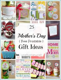 best gifts for mothers craftionary