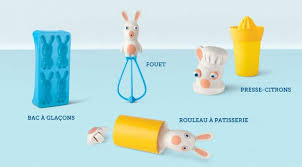 cuisine mcdo jouet jouet mc donald s meal lapins crétins en cuisine